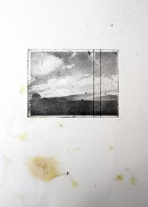 Karl-Heinz Windisch, Ohne Titel, 15 x 20 cm, Heliogravüre