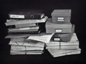You think I did this? (Documents), 24 x 30 cm, Photogravure