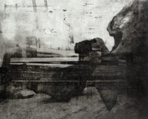 Remarkable Rocks, 24 x 29 cm, Photogravure