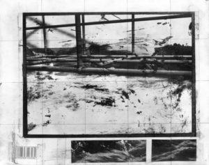 Big Journey, 39,5 x 49 cm, Whale Rock, 24 x 29 cm, Photogravure