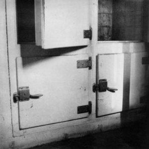 Storage II, 28 x 28 cm, Photogravure