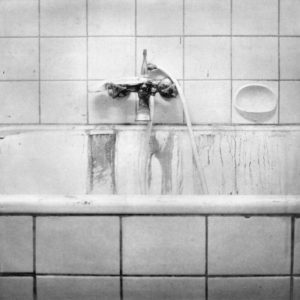 Cleaning, 28 x 28 cm, Photogravure