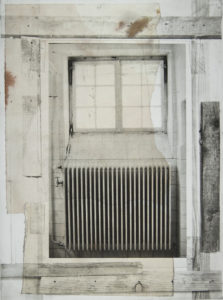 Inventory of Memory 01, 39,5 x 30 cm, Photogravure/Chine Collee
