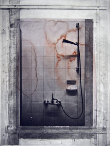 Inventory of Memory 12, 39,5 x 30 cm, Photogravure/Chine Collee