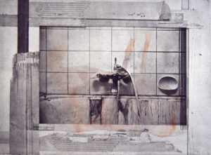 Inventory of Memory 21, 30 x 39,5 cm, Photogravure/Chine Collee