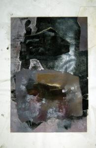 Untitled, 40 x 26,5 cm, Monotype