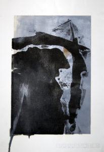 Untitled, 39,5 x 26,5 cm, Monotype