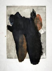 Untitled, 30,5 x 21,5 cm, Monotype