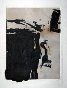 Untitled, 26,5 x 20 cm, Monotype