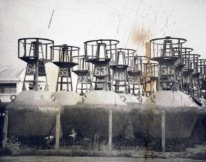 Closed Season (H0209), 40 x 50 cm, Photogravure/Chine Collee