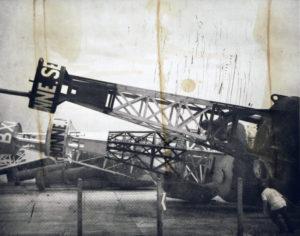 Closed Season (H0210), 40 x 50 cm, Photogravure/Chine Collee