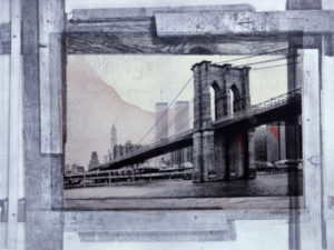 Inventory of Memory 31, 30 x 39,5 cm, Photogravure/Chine Collee