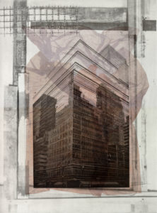 Inventory of Memory 32, 39,5 x 30 cm, Photogravure/Chine Collee